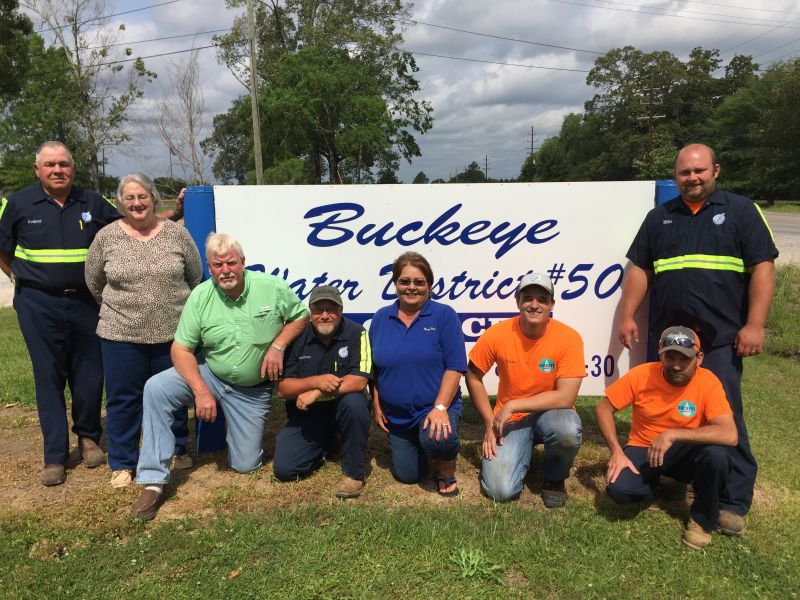 Buckeye Water District Employees